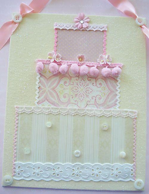 Cream cake 3