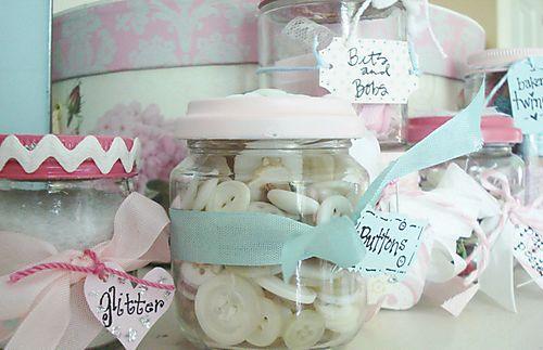 Pretty jars