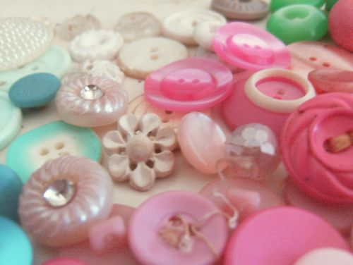 Button candy