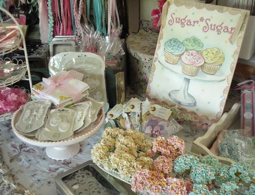 Sugarsugar table