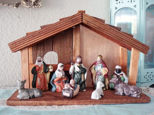 Nativity before